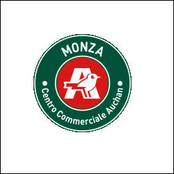 I negozi del centro commerciale Auchan Monza