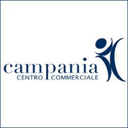 I negozi del centro commerciale Campania